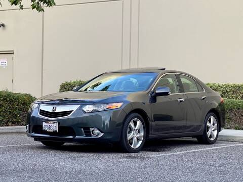 2011 Acura TSX for sale at Carfornia in San Jose CA