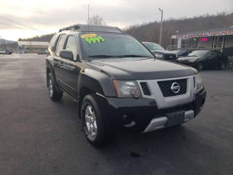 2011 Nissan Xterra for sale at Elk Avenue Auto Brokers in Elizabethton TN