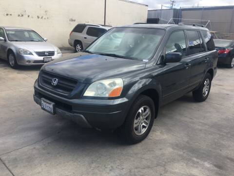 2005 Honda Pilot for sale at OCEAN IMPORTS in Midway City CA