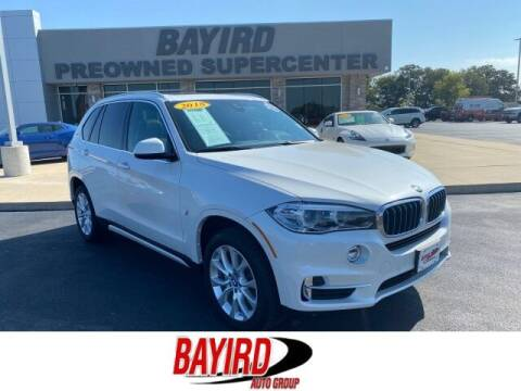 2018 BMW X5 for sale at Bayird Truck Center in Paragould AR