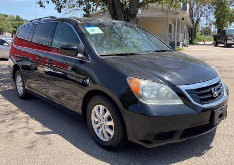 2010 Honda Odyssey for sale at USA AUTO CENTER in Austin TX