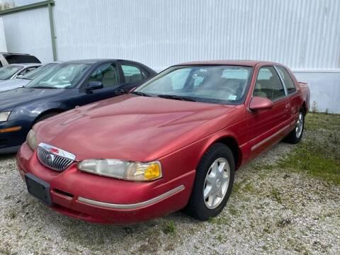 1997 Mercury Cougar for sale at JC Auto Sales Inc in Belleville IL
