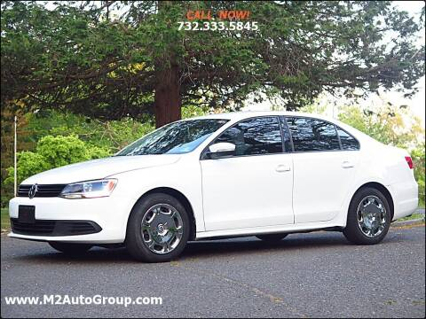 2014 Volkswagen Jetta for sale at M2 Auto Group Llc. EAST BRUNSWICK in East Brunswick NJ