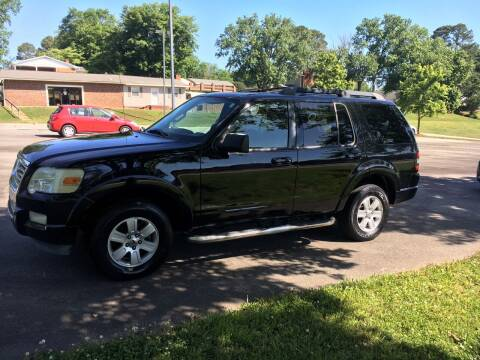 2010 Ford Explorer for sale at O'Quinns Auto Sales, Inc in Fuquay Varina NC