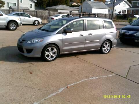 2010 Mazda MAZDA5 for sale at Fred Elias Auto Sales in Center Line MI