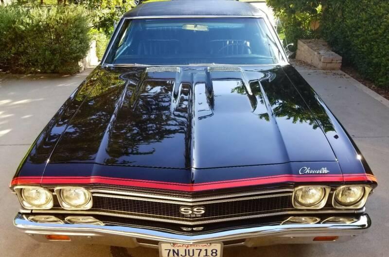 1968 Chevrolet Chevelle for sale in San Luis Obispo, CA