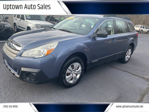 2014 Subaru Outback for sale at Uptown Auto Sales in Charlotte NC