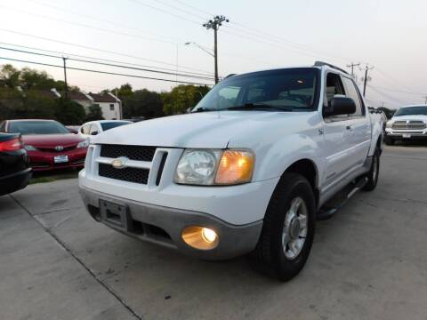 2001 Ford Explorer Sport Trac for sale at AMD AUTO in San Antonio TX