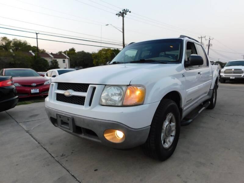 2001 Ford Explorer Sport Trac for sale at AMD AUTO in San Antonio TX