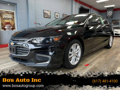 2016 Chevrolet Malibu for sale at Bos Auto Inc in Quincy MA