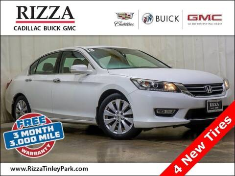 2013 Honda Accord for sale at Rizza Buick GMC Cadillac in Tinley Park IL