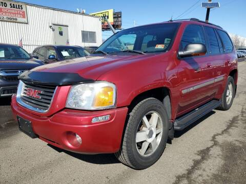 2004 GMC Envoy for sale at MENNE AUTO SALES in Hasbrouck Heights NJ
