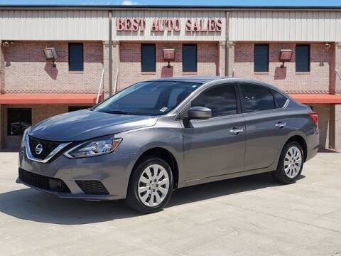 2018 Nissan Sentra for sale at Best Auto Sales LLC in Auburn AL
