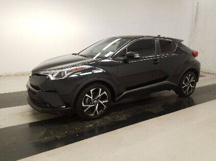 2018 Toyota C-HR for sale at Paradise Motor Sports LLC in Lexington KY
