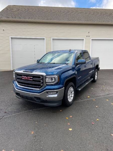2018 GMC Sierra 1500 for sale at Interstate Fleet Inc. Auto Sales in Colmar PA