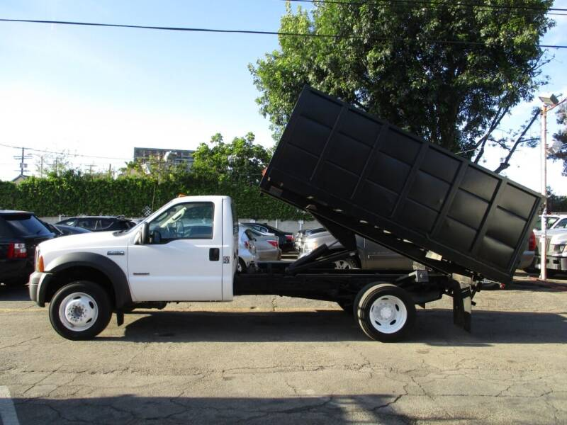 2005 Ford F-450 Super Duty for sale at I C Used Cars in Van Nuys CA