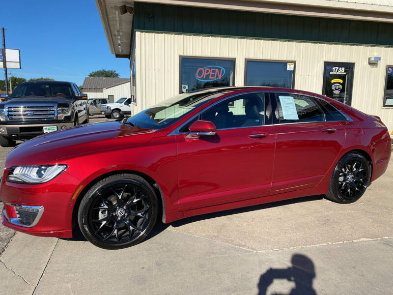 2017 Lincoln MKZ for sale at Murphy Motors Next To New Minot in Minot ND