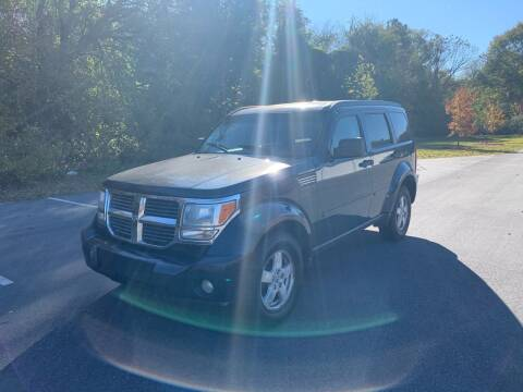2008 Dodge Nitro for sale at Allrich Auto in Atlanta GA