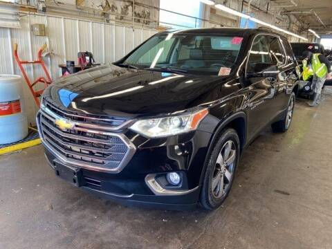 2018 Chevrolet Traverse for sale at Tim Short Auto Mall in Corbin KY