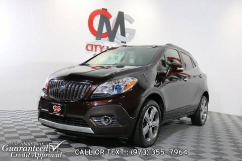 2014 Buick Encore for sale at City Motor Group, Inc. in Wanaque NJ