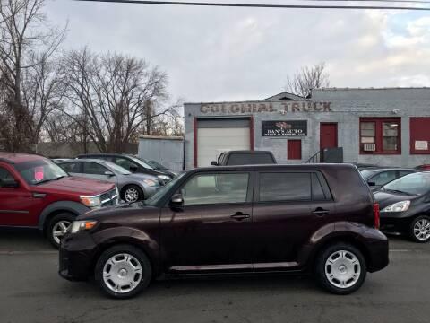 2012 Scion xB for sale at Dan's Auto Sales and Repair LLC in East Hartford CT