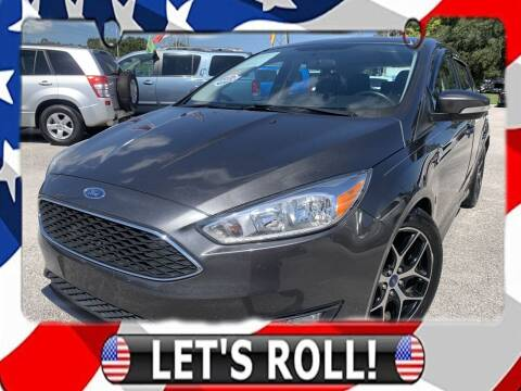 2016 Ford Focus for sale at Das Autohaus Quality Used Cars in Clearwater FL