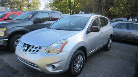 2013 Nissan Rogue for sale at Auto Outlet of Morgantown in Morgantown WV