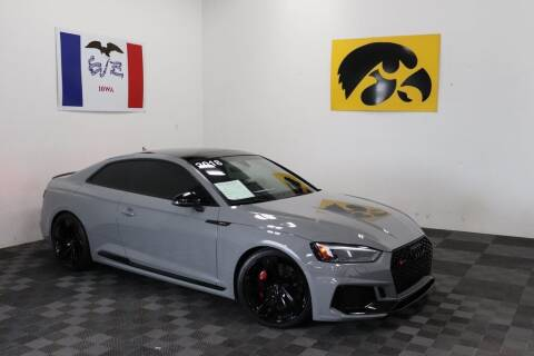 2018 Audi RS 5 for sale at Carousel Auto Group in Iowa City IA