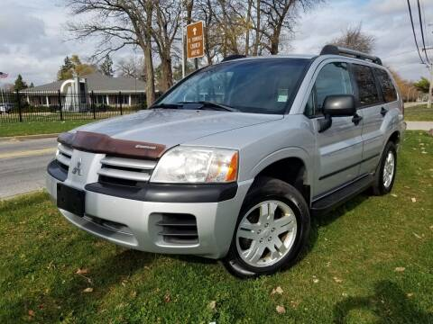 2005 Mitsubishi Endeavor for sale at RBM AUTO BROKERS in Alsip IL