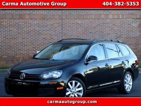 2012 Volkswagen Jetta for sale at Carma Auto Group in Duluth GA