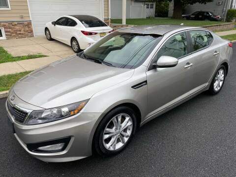 2013 Kia Optima for sale at Jordan Auto Group in Paterson NJ