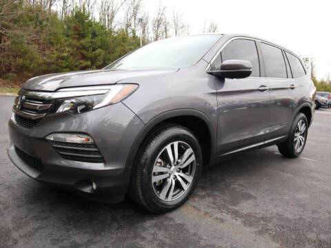 2018 Honda Pilot for sale at RUSTY WALLACE KIA OF KNOXVILLE in Knoxville TN
