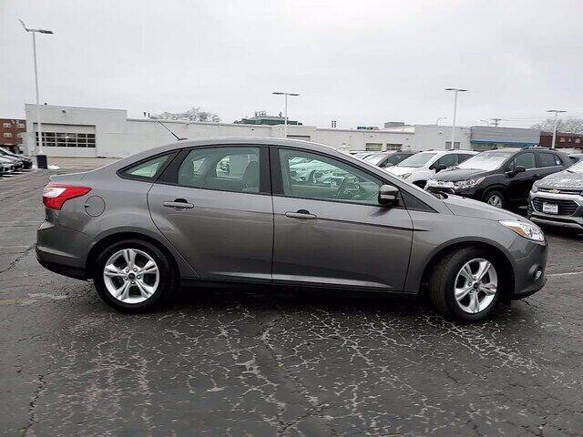2014 Ford Focus for sale at Hawk Chevrolet of Bridgeview in Bridgeview IL
