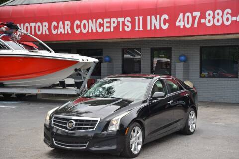 2014 Cadillac ATS for sale at Motor Car Concepts II - Kirkman Location in Orlando FL
