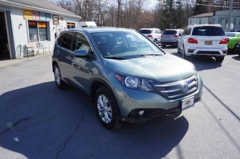 2012 Honda CR-V for sale at Autos By Joseph Inc in Highland NY