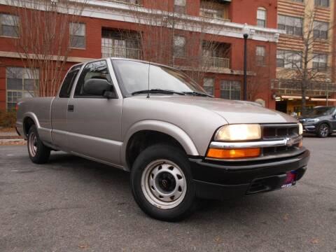2003 Chevrolet S-10 for sale at H & R Auto in Arlington VA