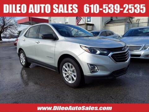 2019 Chevrolet Equinox for sale at Dileo Auto Sales in Norristown PA