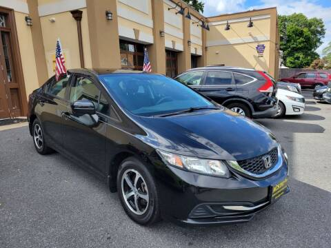 2015 Honda Civic for sale at ACS Preowned Auto in Lansdowne PA
