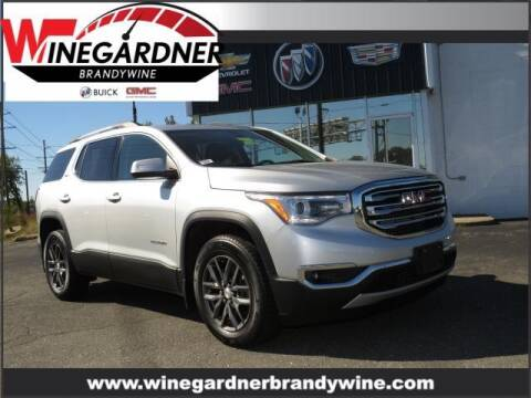 2018 GMC Acadia for sale at Winegardner Auto Sales in Prince Frederick MD