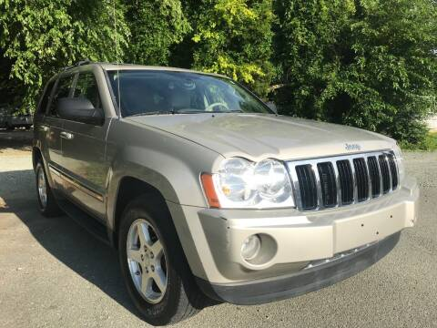 2007 Jeep Grand Cherokee for sale at Pristine AutoPlex in Burlington NC