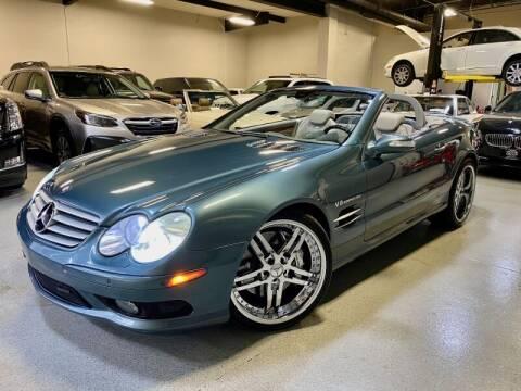 2005 Mercedes-Benz SL-Class for sale at Motorgroup LLC in Scottsdale AZ