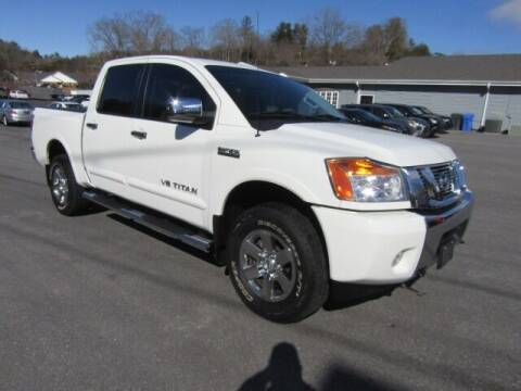 2015 Nissan Titan for sale at Specialty Car Company in North Wilkesboro NC