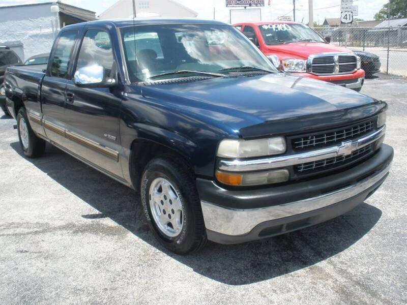 2002 Chevrolet Silverado 1500 for sale at Priceline Automotive in Tampa FL