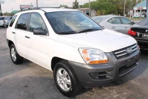 2008 Kia Sportage for sale at Mars auto trade llc in Kissimmee FL