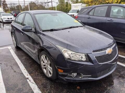 2014 Chevrolet Cruze for sale at Jimmys Car Deals at Feldman Chevrolet of Livonia in Livonia MI
