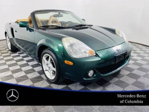 2003 Toyota MR2 Spyder for sale at Preowned of Columbia in Columbia MO