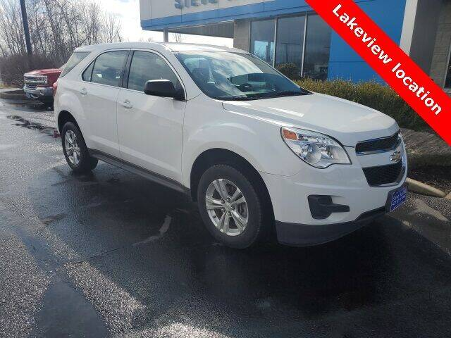 2013 Chevrolet Equinox for sale at Austins At The Lake in Lakeview OH