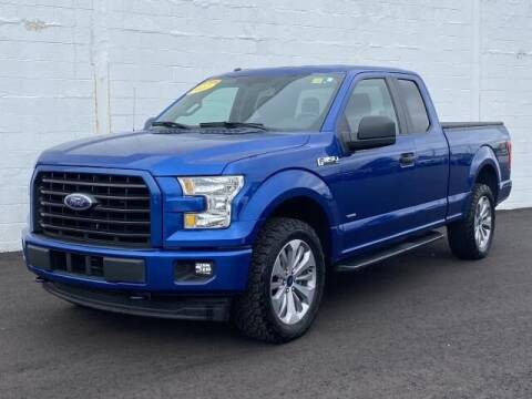 2017 Ford F-150 for sale at TEAM ONE CHEVROLET BUICK GMC in Charlotte MI