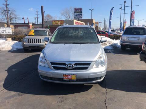 2007 Hyundai Entourage for sale at RON'S AUTO SALES INC in Cicero IL
