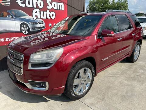 2015 GMC Acadia for sale at Euro Auto in Overland Park KS